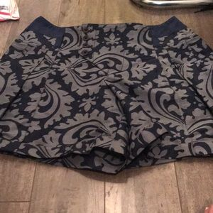 Marc Jacobs linen shorts